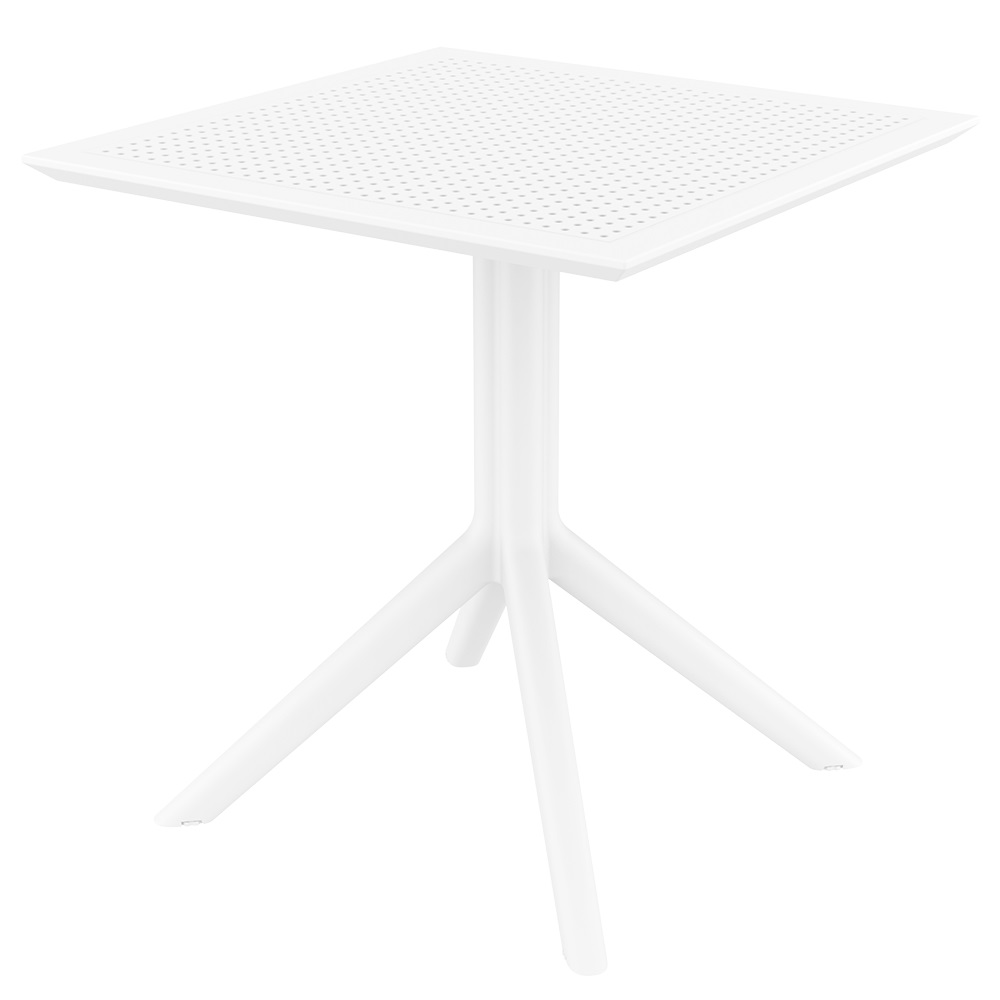 Sky Table 70 - White