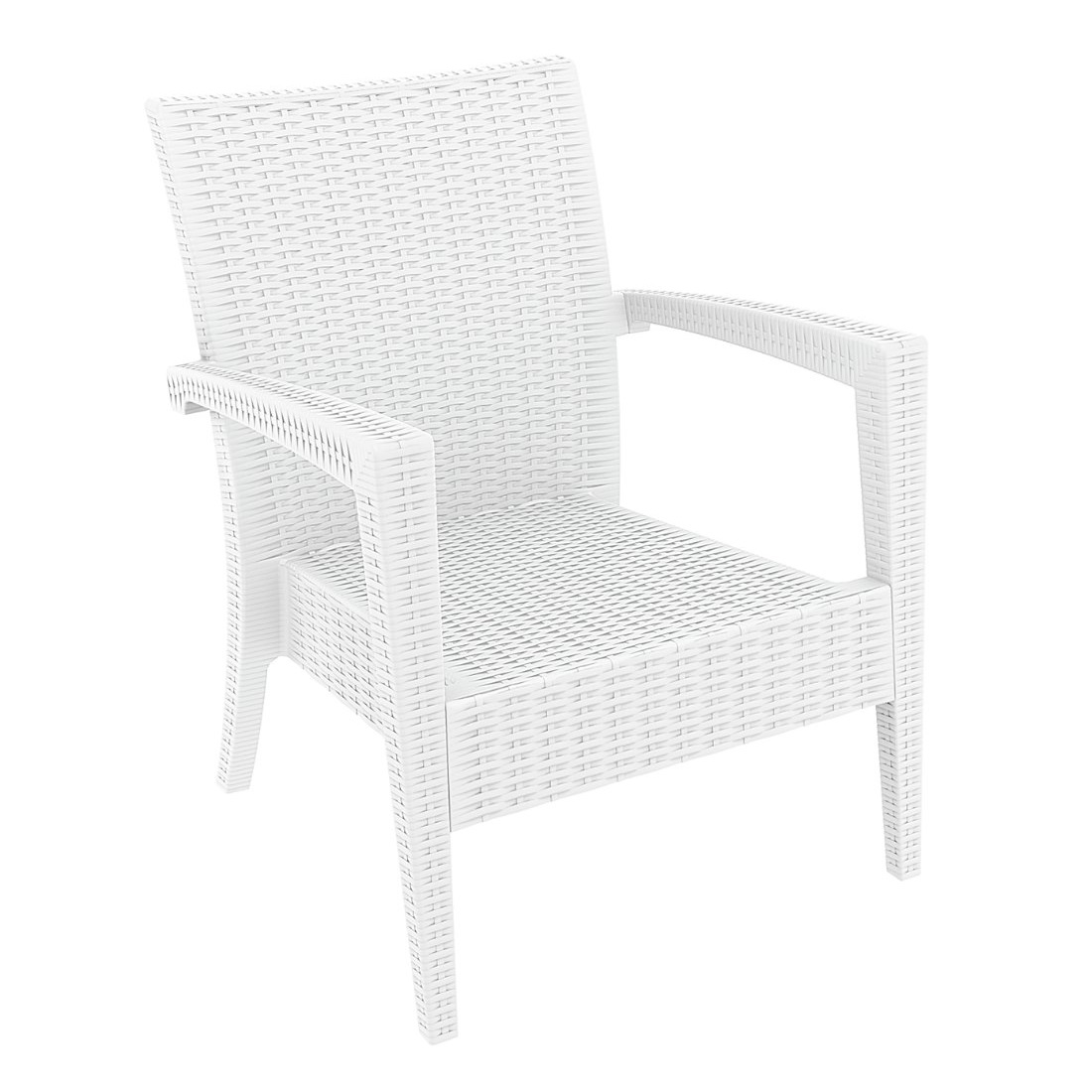 Tequila Armchair - White