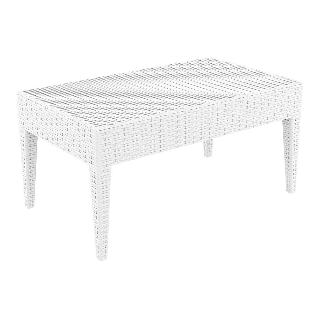 Tequila Lounge Table - White