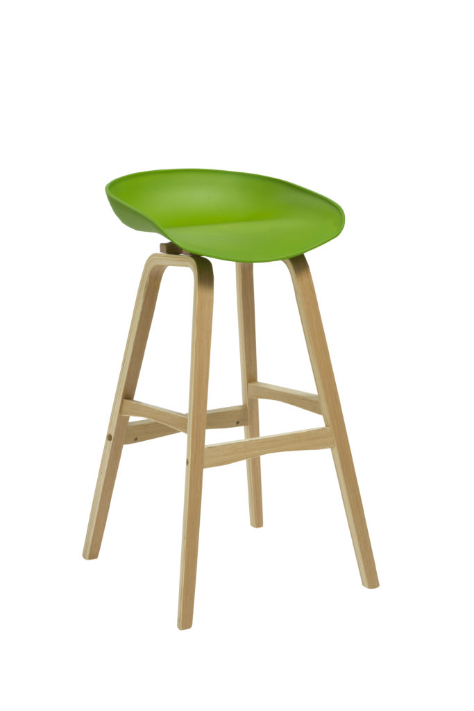 Eclipse Barstool - Green