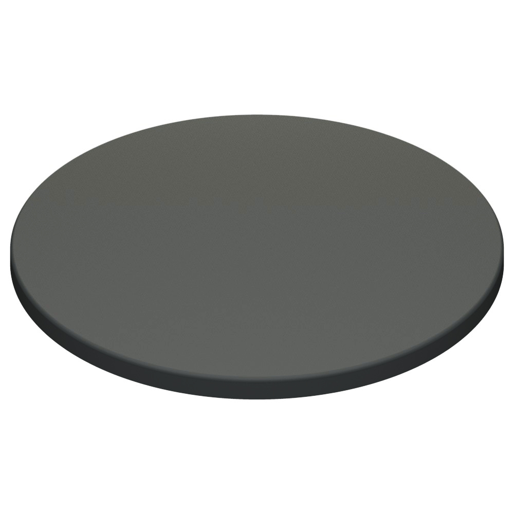 Gentas Anthracite Duratop 600mm Diameter