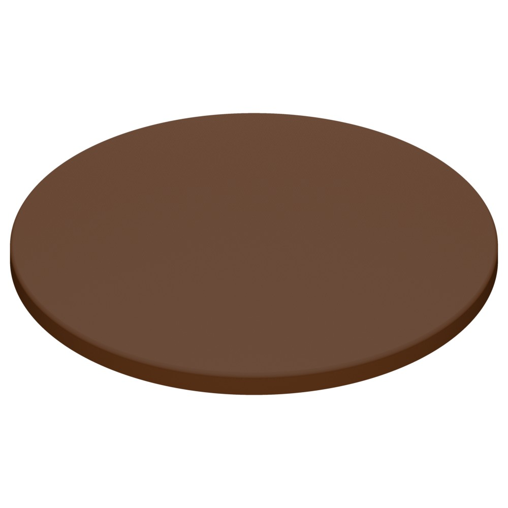 Gentas Chocolate Duratop 700mm Diameter