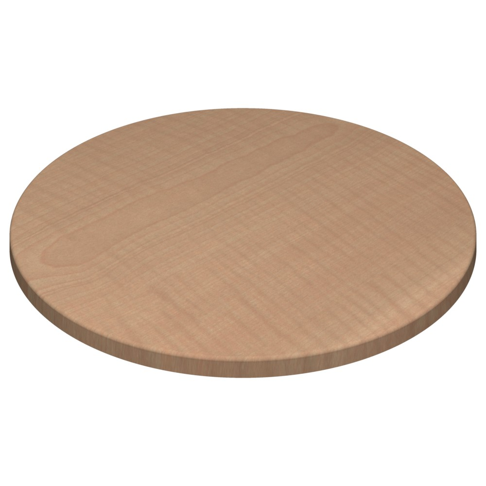 Gentas Light Beech Duratop 800mm Diameter