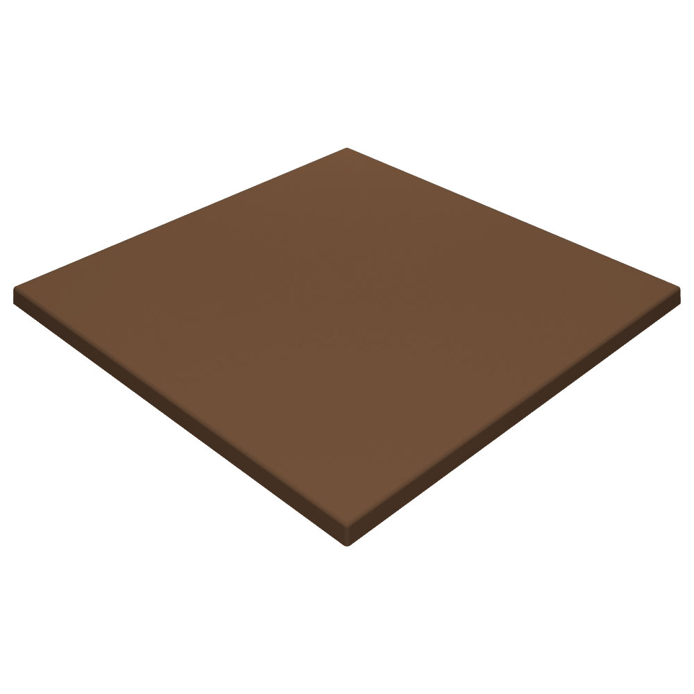Gentas Chocolate Table Tops