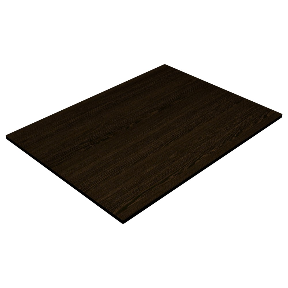 CL Wenge - 1200 x 770mm Rect. - 12mm