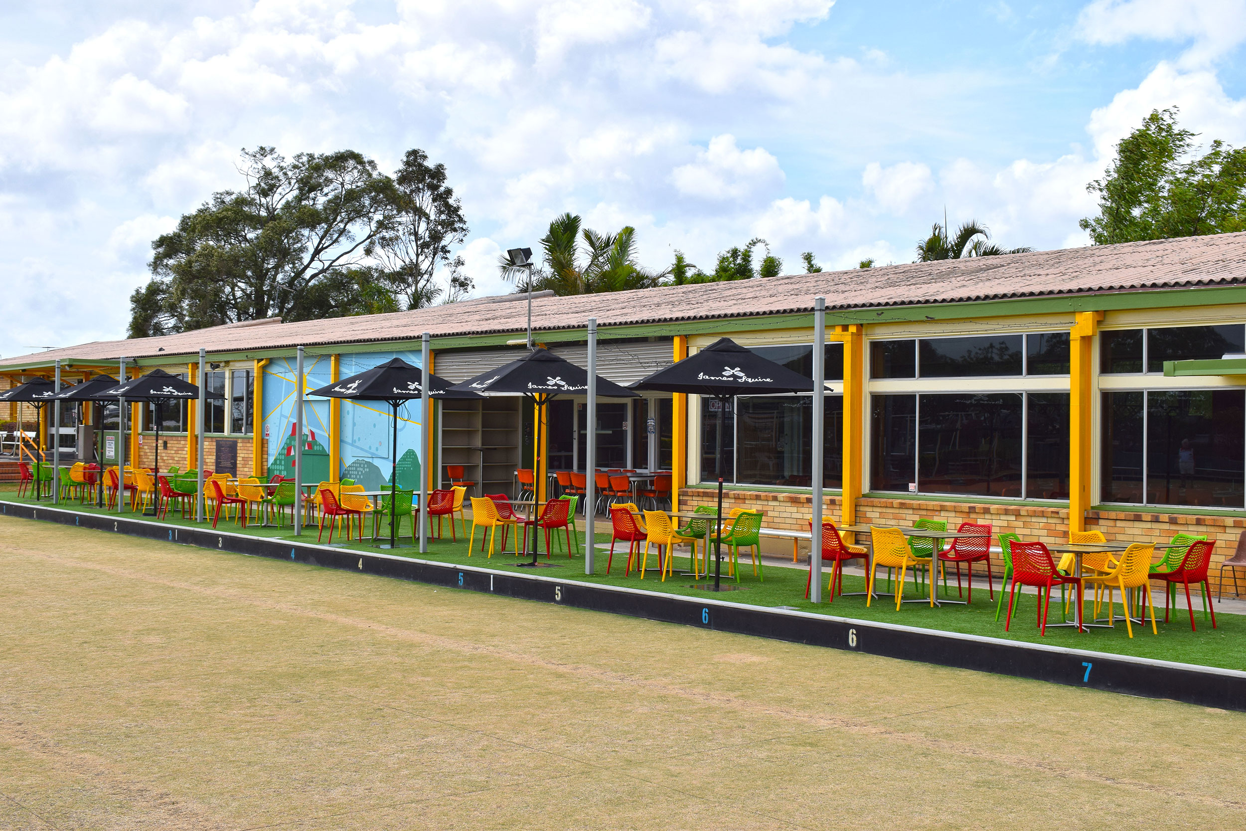 Name : Camp Hill Bowls Club
