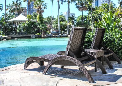 Marriott Resort & Spa - Surfers Paradise - Sunlounge