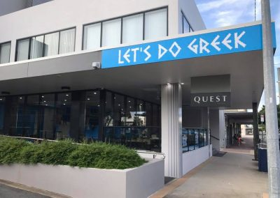 Lets Do Greek – Mackay QLD