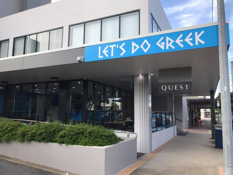 Name : Lets Do Greek - Mackay QLD