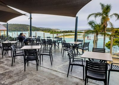 O Briens Hotel - Narooma NSW - Outside Over looking Water