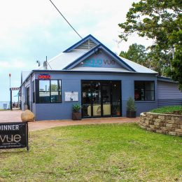 Aquavue Cafe & Restaurant - Hervey Bay