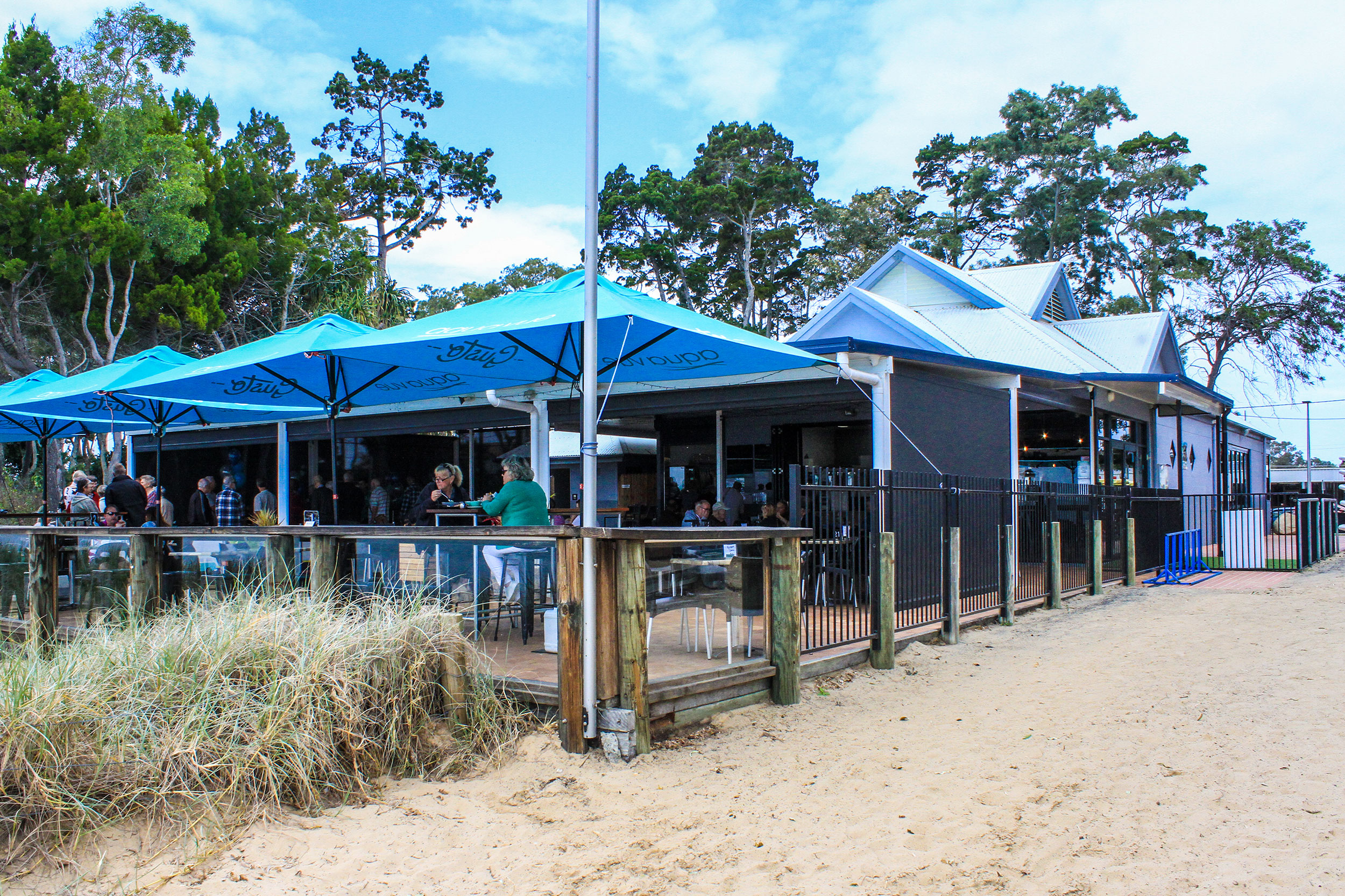 Name : Aquavue Cafe & Restaurant - Hervey Bay
