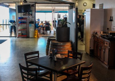 Aquavue Cafe Restaurant Hervey Bay - Vita Chair, Harbour Stools & Titan Folding Table Base - Image 8