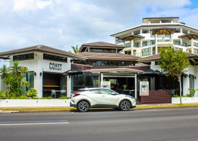 COAST Restaurant & Bar – Hervey Bay
