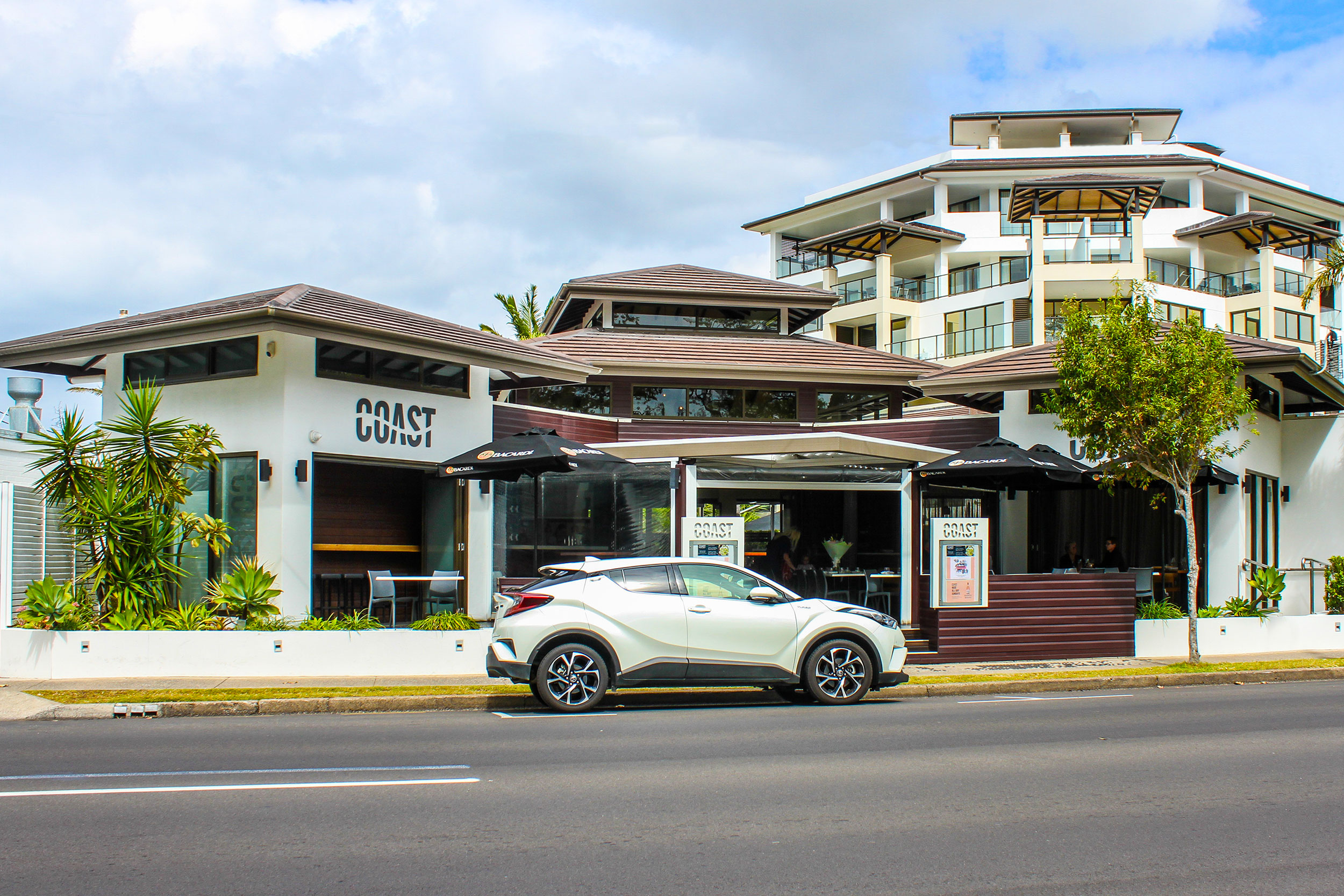 Name : COAST Restaurant & Bar - Hervey Bay