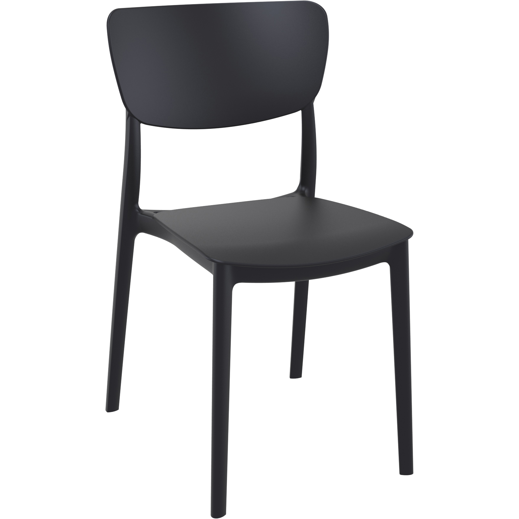 Monna Chair - Black