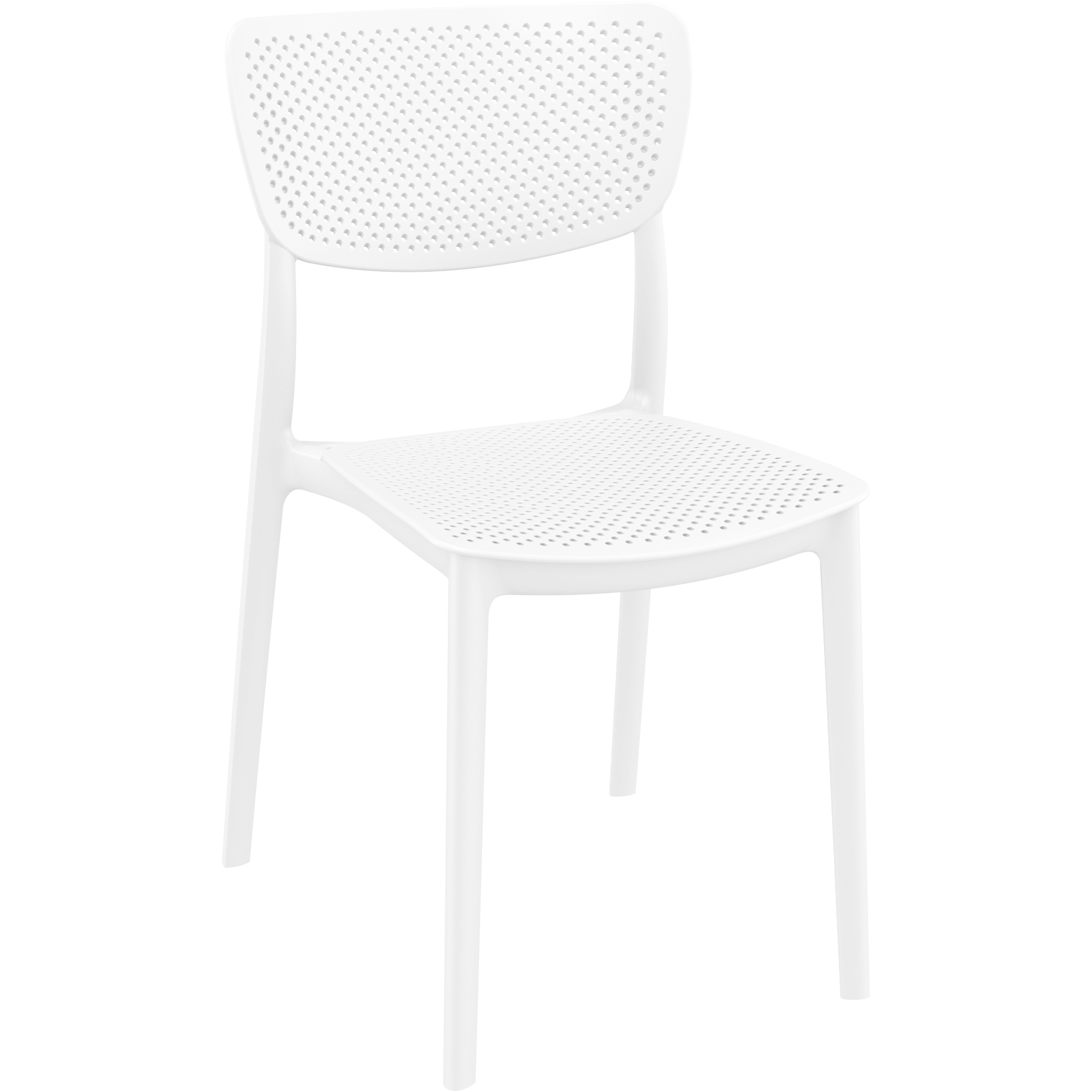 Lucy Chair - White