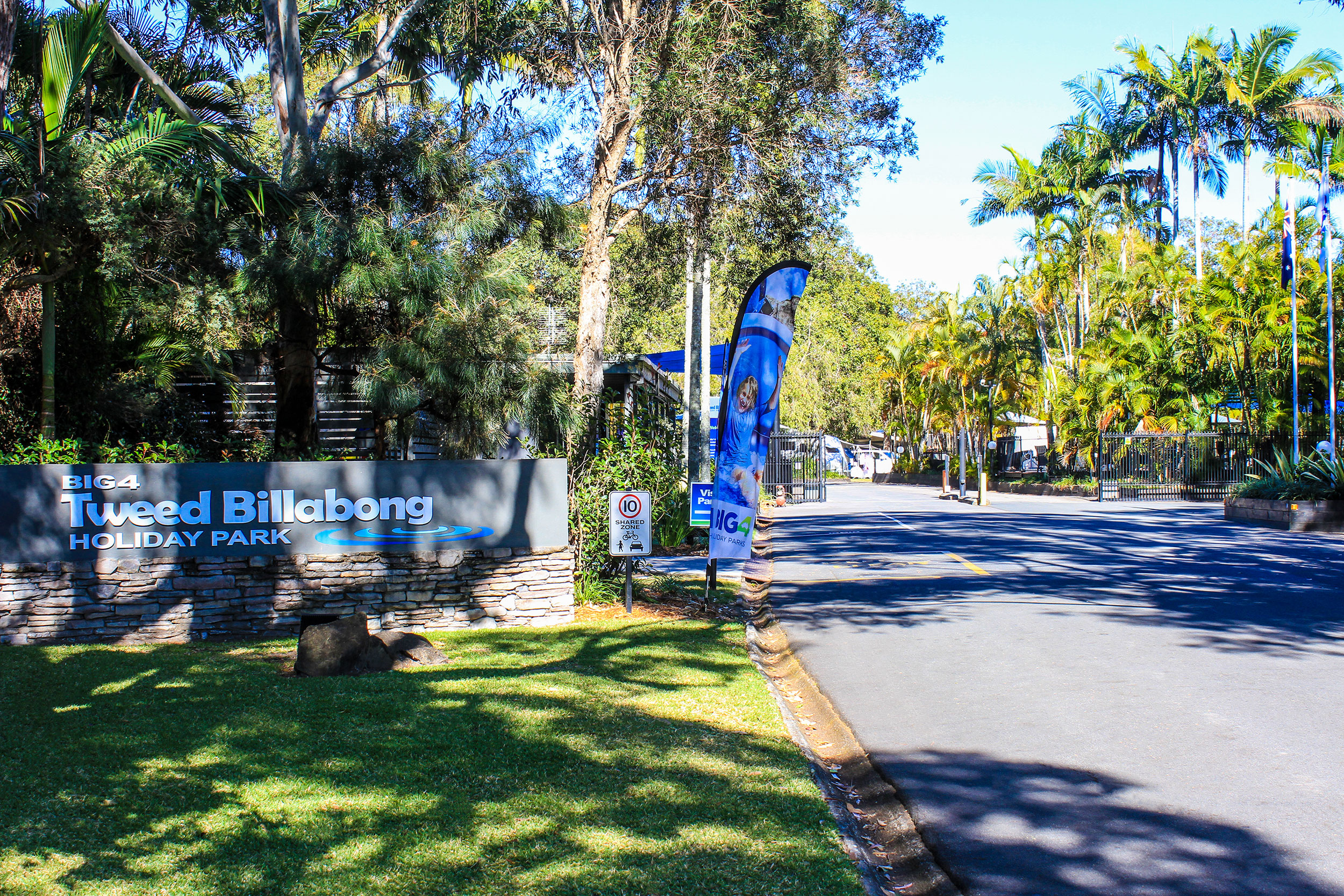 Name : BIG4 Tweed Billabong Holiday Park