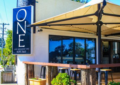 One Cafe Restaurant – Narrabeen