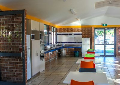 BIG4 Park Beach Holiday Park – Coffs Harbour - Camp Kitchen - Vita Chairs - Image 2