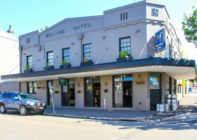 The Welcome Hotel – Sydney