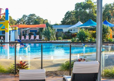 BIG4 Park Beach Holiday Park – Coffs Harbour - Fiji Sunloungers - Image 4