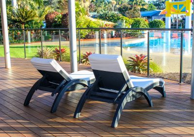 BIG4 Park Beach Holiday Park – Coffs Harbour - Fiji Sunloungers - Image 3