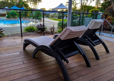 BIG4 Park Beach Holiday Park – Coffs Harbour - Fiji Sunloungers - Image 1