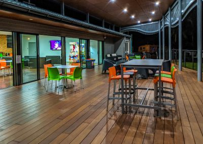 BIG4 Park Beach Holiday Park – Coffs Harbour - Vita Chair, Gio Barstools