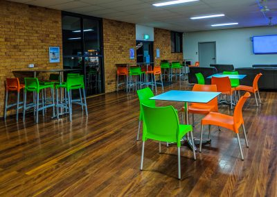 BIG4 Park Beach Holiday Park – Coffs Harbour - Vita Chairs & Gio Barstools