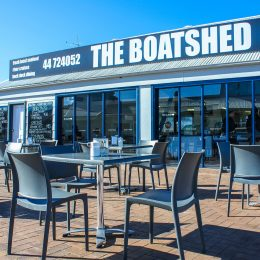 The Boatshed - Batemans Bay, NSW