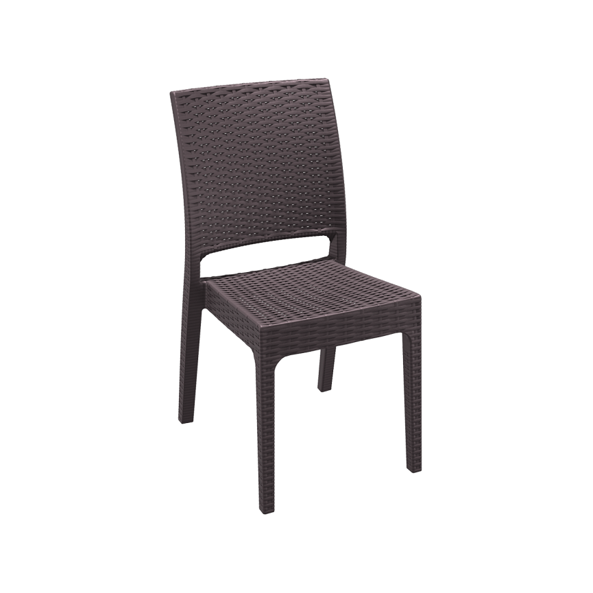 Florida Chair - Chocolate