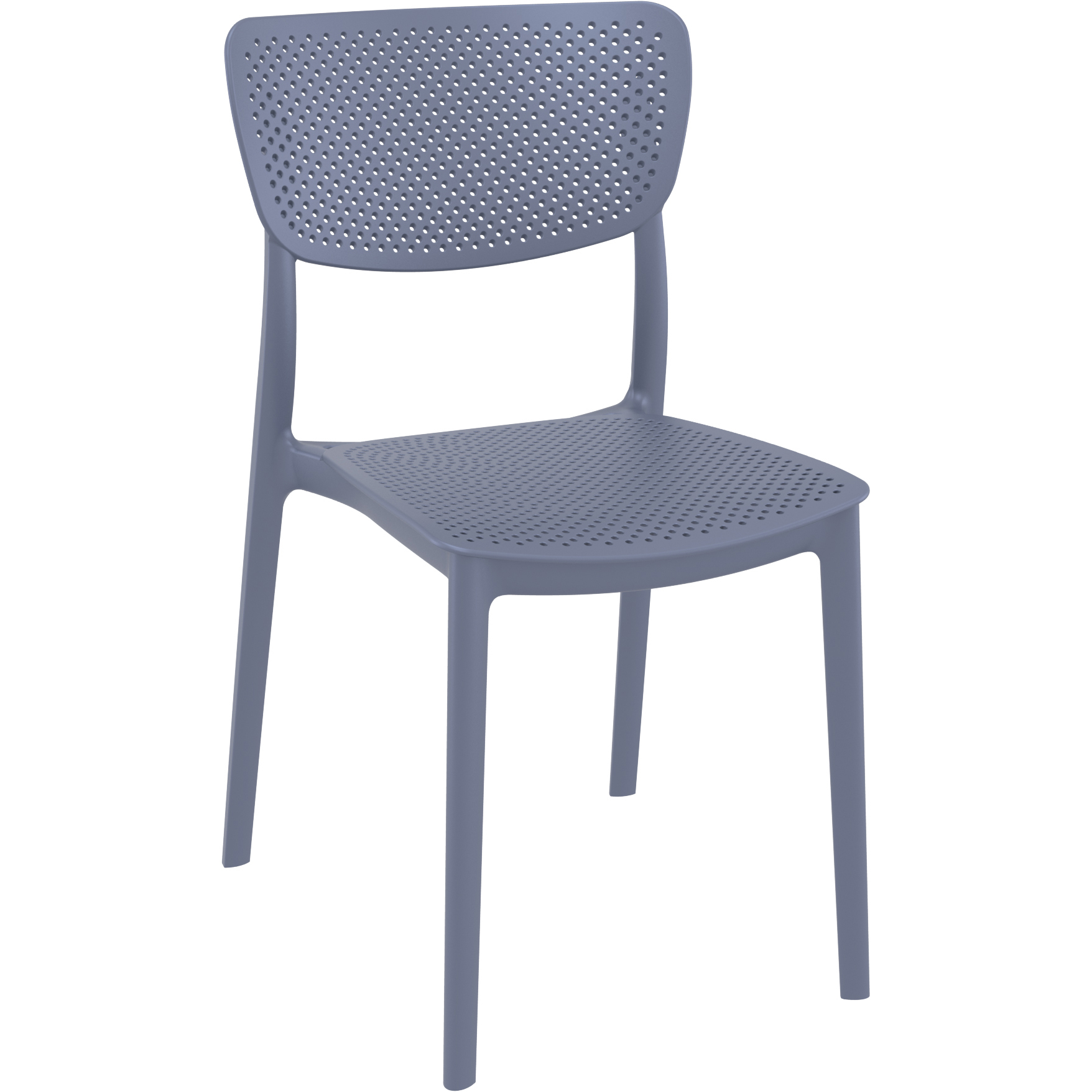 Lucy Chair - Anthracite