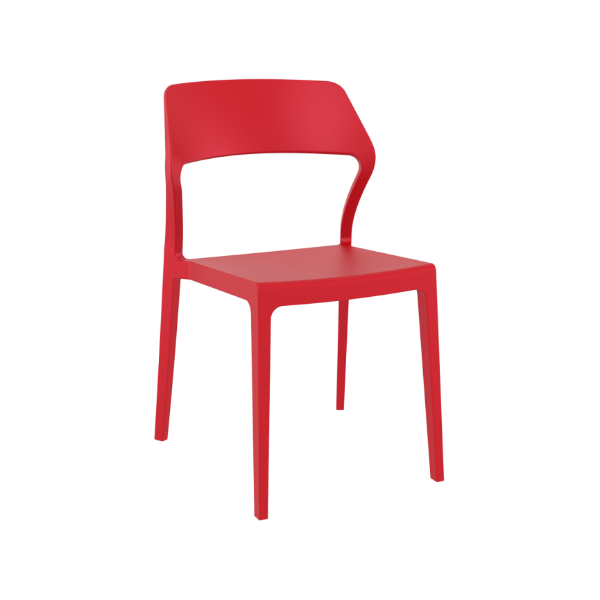 Snow Chair - Red