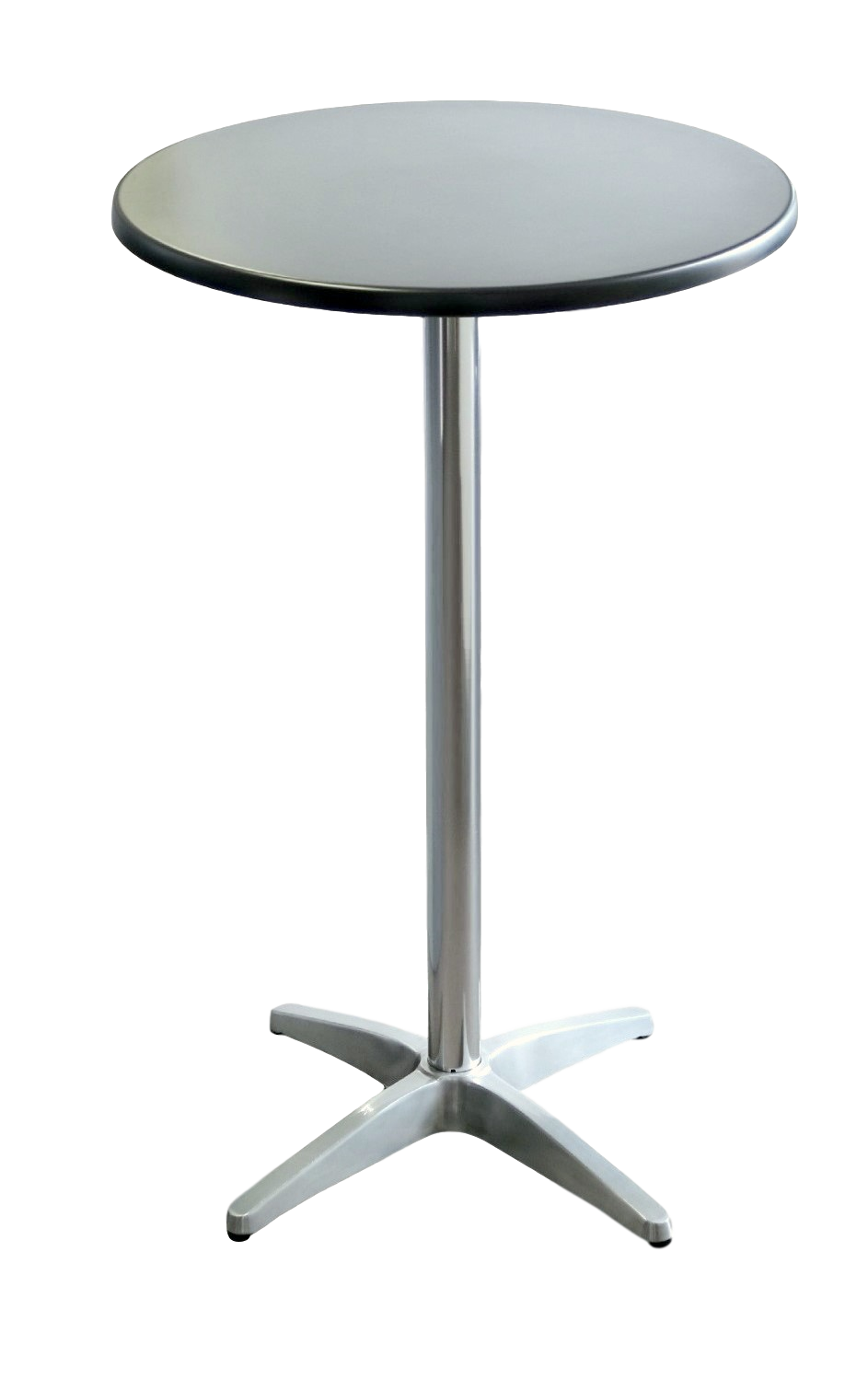 Astoria Aluminium Bar Table Round