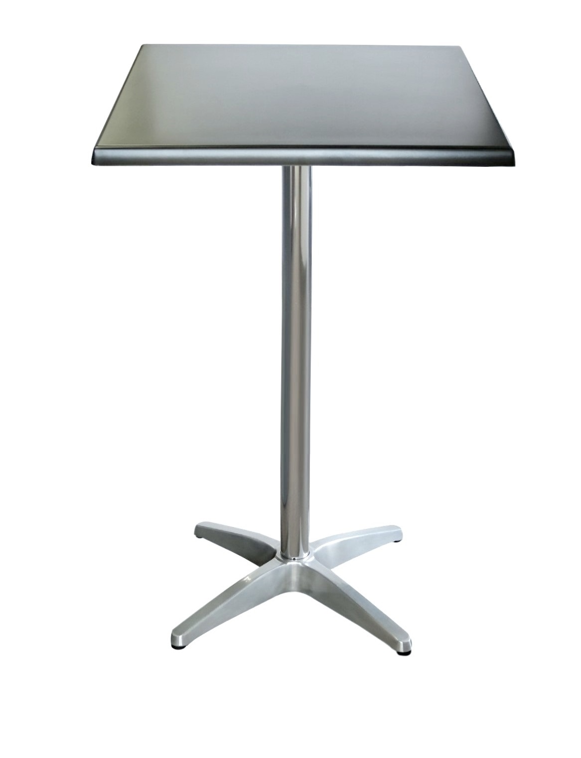 Astoria Aluminium Bar Table Square