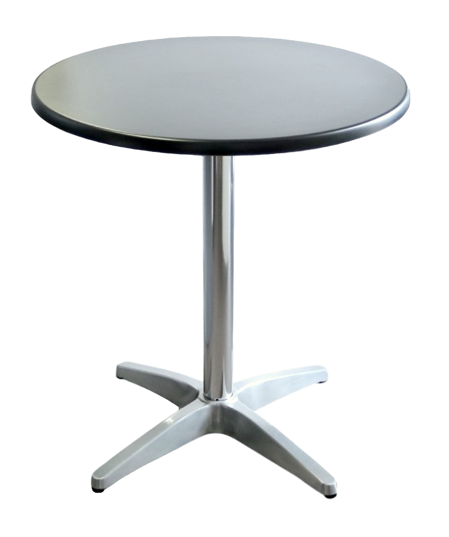 Astoria Aluminium Table Round