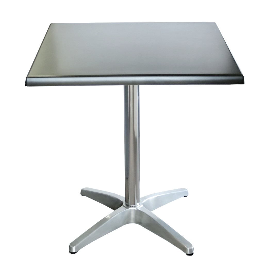 Astoria Aluminium Table Square