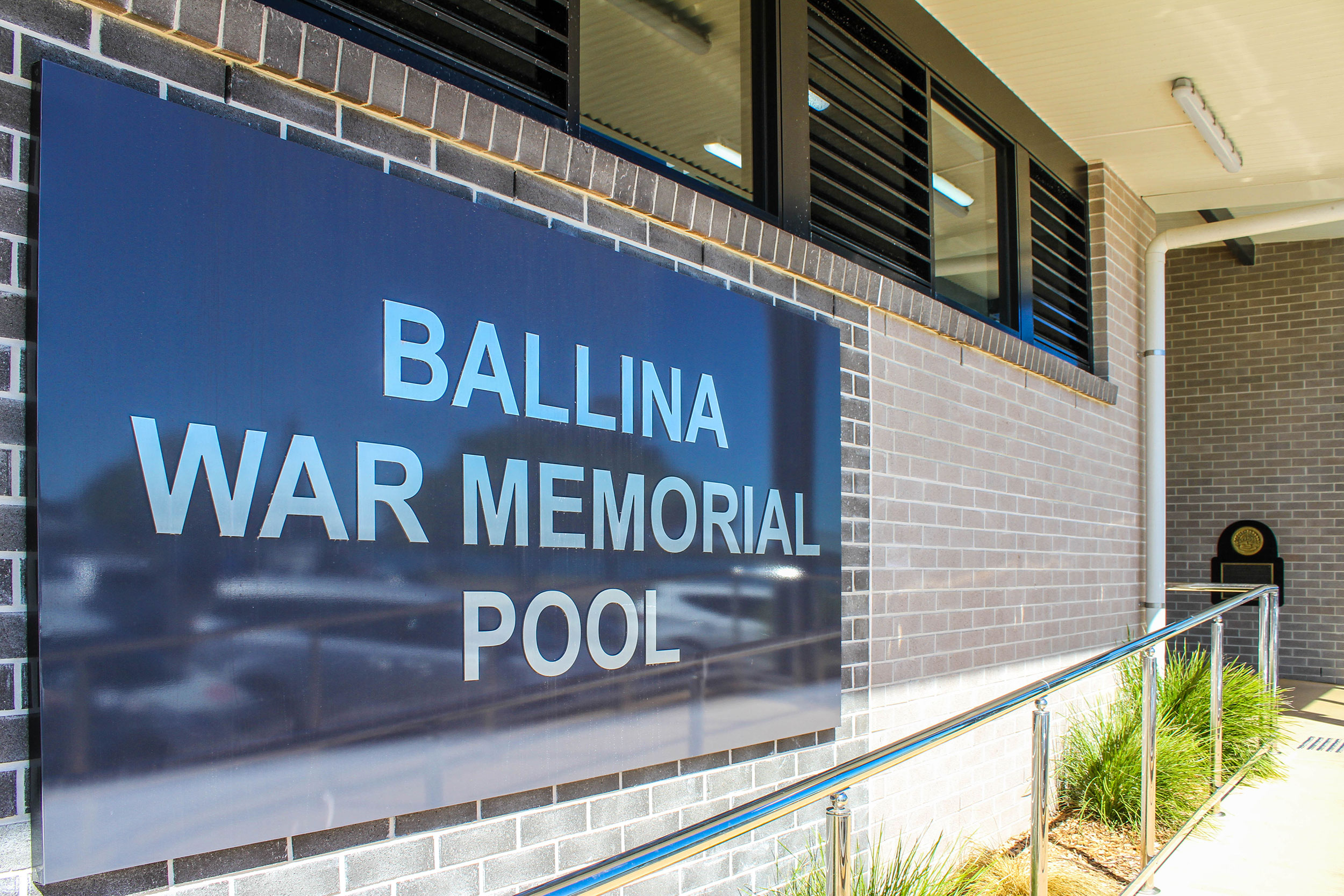 Name : Ballina War Memorial Pool – NSW