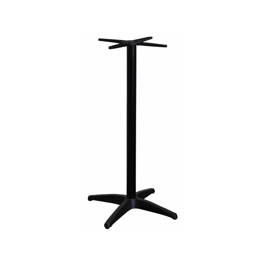 Astoria Black Bar Table Base - Made in Europe