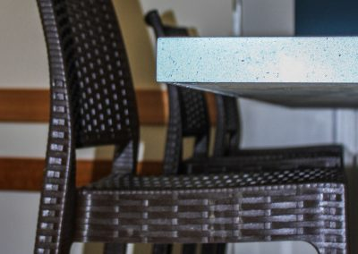 Captains Cove Resort – Paynesville VIC -Jamaica Barstool in Chocolate - Image 4