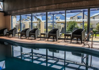 Captains Cove Resort – Paynesville VIC - Tequila Side Tables, Ibiza Armchair in Anthracite & Fiji Sunloungers in Anthracite - Image 11