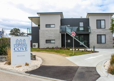 Captains Cove - Paynesville Vic - Outside Of Property