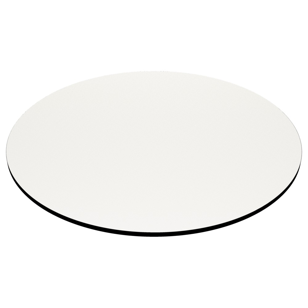 Compact Laminate White Table Tops