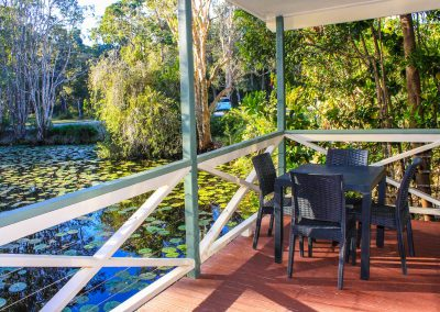 NRMA Darlington Beach Holiday Resort – NSW - Florida Chair with the Orlando Table