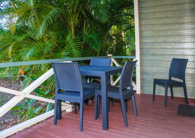 NRMA Darlington Beach Holiday Resort – NSW - Florida Chair & Orlando Table in Anthracite - Image 18