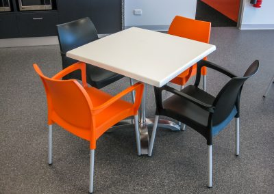 Eb Games Headquarters Table & Dolce Armchairs - Image 19