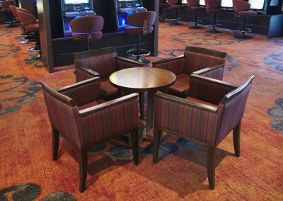 Eatons Hill Hotel Tub Chairs, Tables & Gaming Stools - Image 39