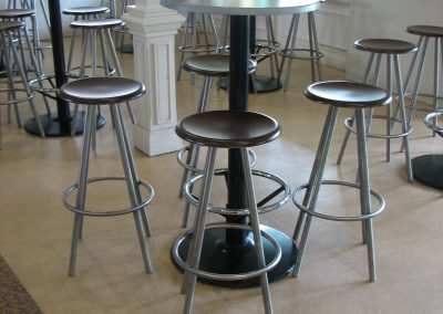 Dreamworld Gold Coast- Bar Stool & Table