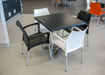 Eb Games Headquarters Table & Dolce Armchairs - Image 7